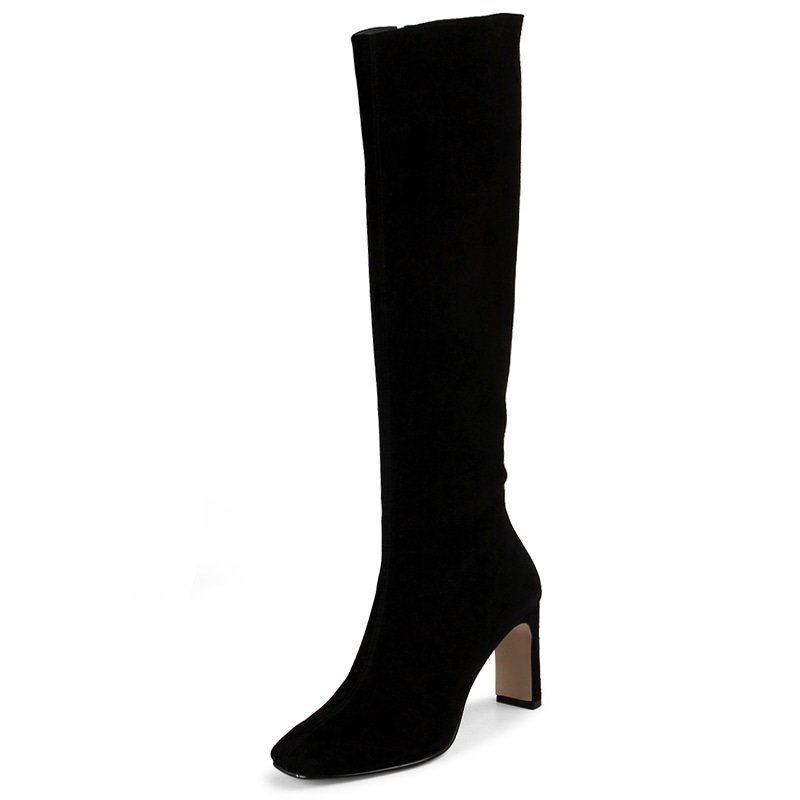 Long boots_Julina R2092b_8cm