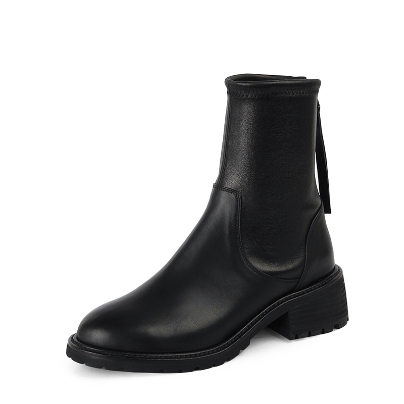 Ankle boots_Rottie R2282b_4cm